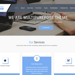 CorporateSource Wordpress Theme