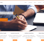 Corpus Wordpress Theme