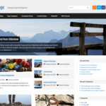 Courage Wordpress Theme