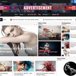 CoverMag Wordpress Theme