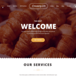 Creamery Lite Wordpress Theme