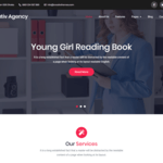 Creativ Agency Wordpress Theme