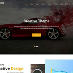 Creative Lite Wordpress Theme