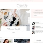 Cressida Wordpress Theme