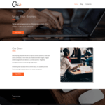 Crio Wordpress Theme