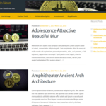 Crypto News Wordpress Theme