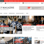 Daily Magazine Wordpress Theme