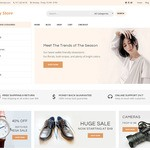 Daisy Store Wordpress Theme