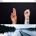 Dank Portfolio WordPress Theme