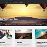 dapza Wordpress Theme