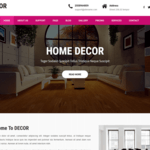 Decor Lite Wordpress Theme