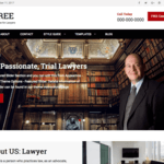 Decree Wordpress Theme