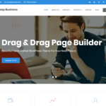 Deep Business Wordpress Theme