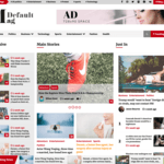 Default Mag Wordpress Theme
