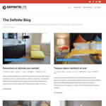 Definite Lite WordPress Theme