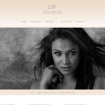 Delirium Lite Wordpress Theme