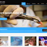 Dentist Lite Wordpress Theme
