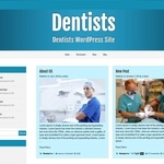 Dentists Wordpress Theme