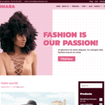 Dhara Wordpress Theme