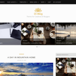 Di Blog Wordpress Theme