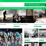 Di Magazine Wordpress Theme