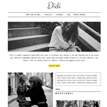 Didi Lite WordPress Theme