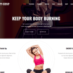 Diet Shop WordPress Theme