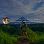 Digital Nomad WordPress Theme