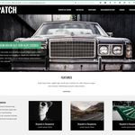 Dispatch Wordpress Theme