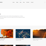Distance Lite WordPress Theme