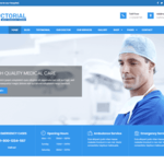 Doctorial Wordpress Theme
