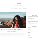 Doo Wordpress Theme