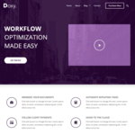 Doxylite WordPress Theme