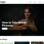 Drape Wordpress Theme
