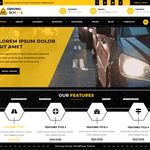 Driving School Lite Wordpress Theme