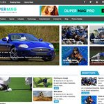 DuperMag WordPress Theme