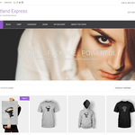 Dustland Express WordPress Theme