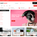 Easy Shop Wordpress Theme