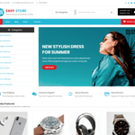 Easy Store Wordpress Theme