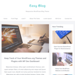 EasyBlog Wordpress Theme