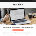 EasyNews Wordpress Theme