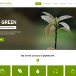 Eco Friendly Lite Wordpress Theme