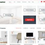 eCommerce Child Wordpress Theme