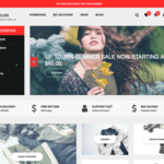 eCommerce Lite Wordpress Theme