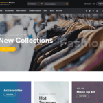 eCommerce Market Wordpress Theme