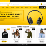 Ecommerce Solution Wordpress Theme
