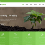 Econature Lite Wordpress Theme