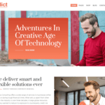 Edict Lite Wordpress Theme