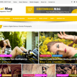 Editorialmag Wordpress Theme