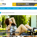 Editorialmag Lite Wordpress Theme